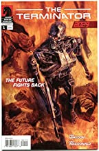 TERMINATOR 2029#1 2 3, NM-, Whedon, Robot, Cyborg, 2010, more in store