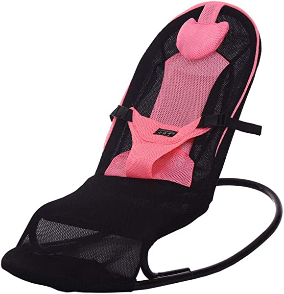 Baby Rocking Chair Multi Function Baby Rocking Chair Children Cradle Shake Bed Bed Recliner Style3