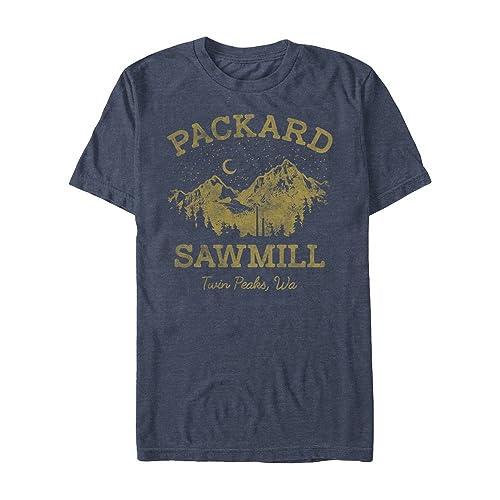 Welcome Twin Peaks Fan T Shirt