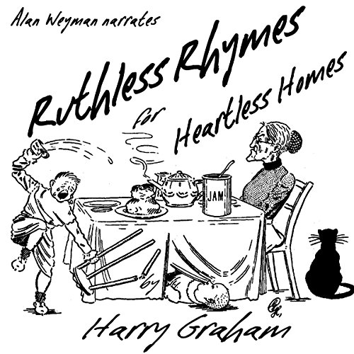 Ruthless Rhymes for Heartless Homes audiobook cover art