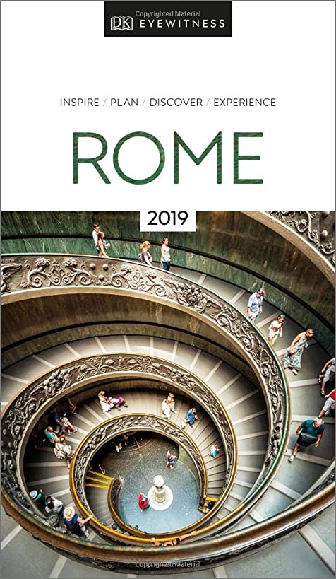 DK Eyewitness Travel Guide Rome: 2019