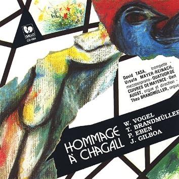 Hommage à Chagall: Vogel – Brandmüller – Eben – Gilboa