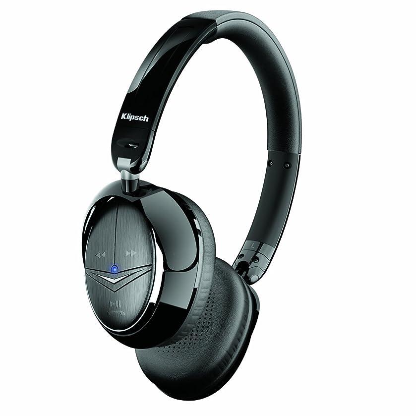 何でも非互換体操選手Klipsch クリプシュ Bluetoothヘッドホン(ヘッドフォン) Image ONE イメージワン Bluetooth Black ブルートゥース [並行輸入品]