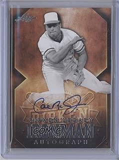 Cal Ripken Jr. (Baseball Card) 2014 Leaf Cal Ripken Jr. Ironman Legacy Signature Collection - [Base] #IM-3