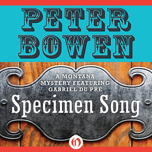 Specimen Song cover art