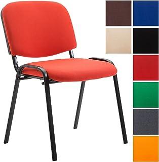 Amazon.es: sillas rojas