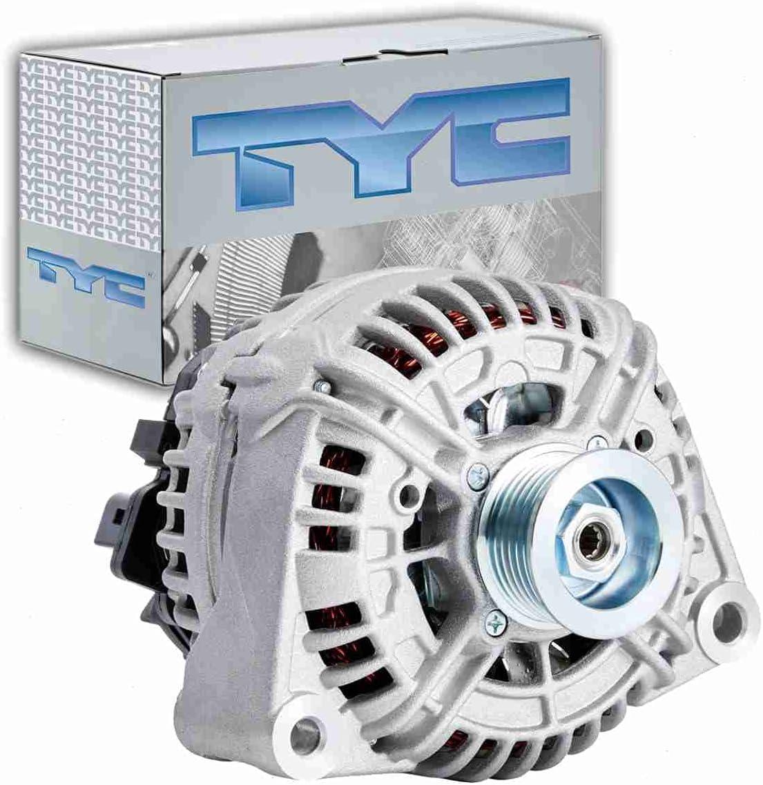 TYC Alternator compatible with Mercedes-Benz E500 San Antonio Mall Deluxe 2003-2 5.0L V8