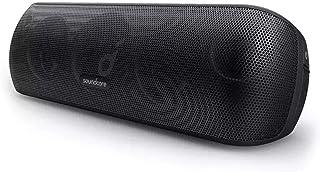 مكبر صوت بتقنية البلوتوث ساوند كور موشن من انكر مع صوت هاي ريس 30 وات، باس ممتد وتريبل، مكبر صوت لاسلكي محمول هاي فاي
