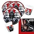 Procos 36-teiliges Party-Set Star Wars Final Battl