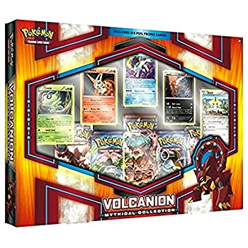 volcanion mythical collection