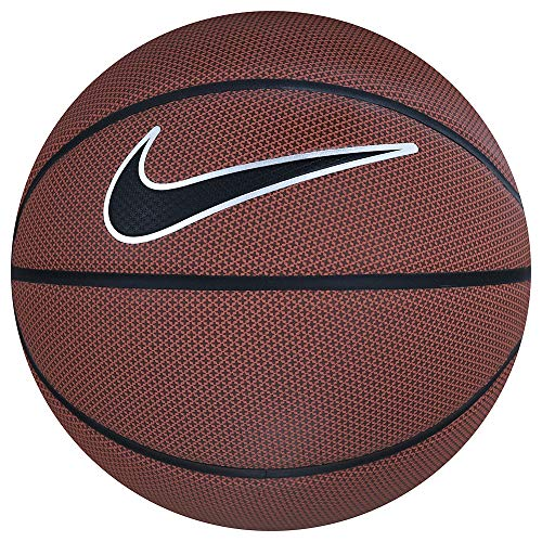 Nike KD Full Court 8P - Balón de Baloncesto, Color Naranja, Negro y Plateado