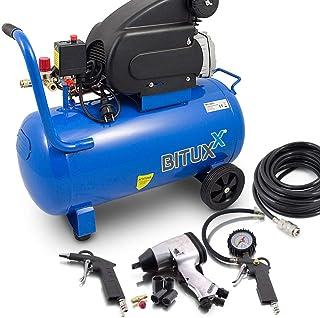 oil-free air compressor Implotex silent 55 dB 850/W