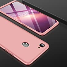 Premium Phone Case For OPPO F7 PC 360 Degrees Full Coverage Protective Case Back Cover (SKU : Mppc3074rg)