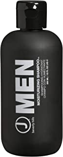 J Beverly Hills Men's Moisturizing Shampoo, 12 oz Bottle