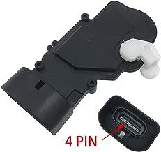 WayJun Power Tailgate Door Lock Actuator Rear for 2001-2007 Toyota Sequoia Replace 691500C010