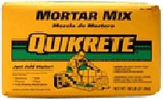 QUIKRETE CO 1102-60 Mortar Mix Bag, 60 Lbs
