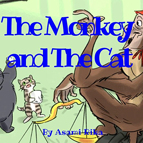 Couverture de The Monkey and the Cat
