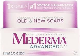 Mederma Advanced Skin Care Gel 20 g (2 pack)
