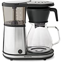 Bonavita 8-Cup Glass Carafe Coffee Brewer with Hot Plate