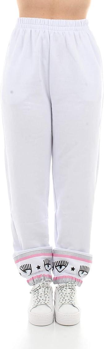 Pantalone jogger logomania chiara ferragni CFP077