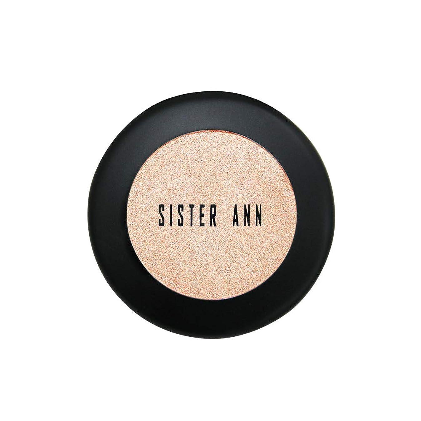 非武装化スラック警告する[SISTER ANN] カラーシャインシャドウ (Glam Beige)