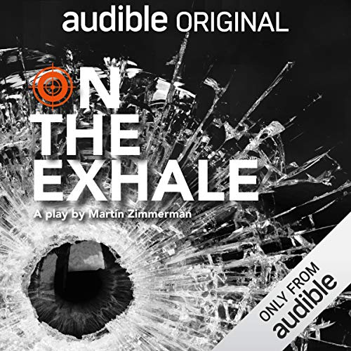 On the Exhale audiobook cover art