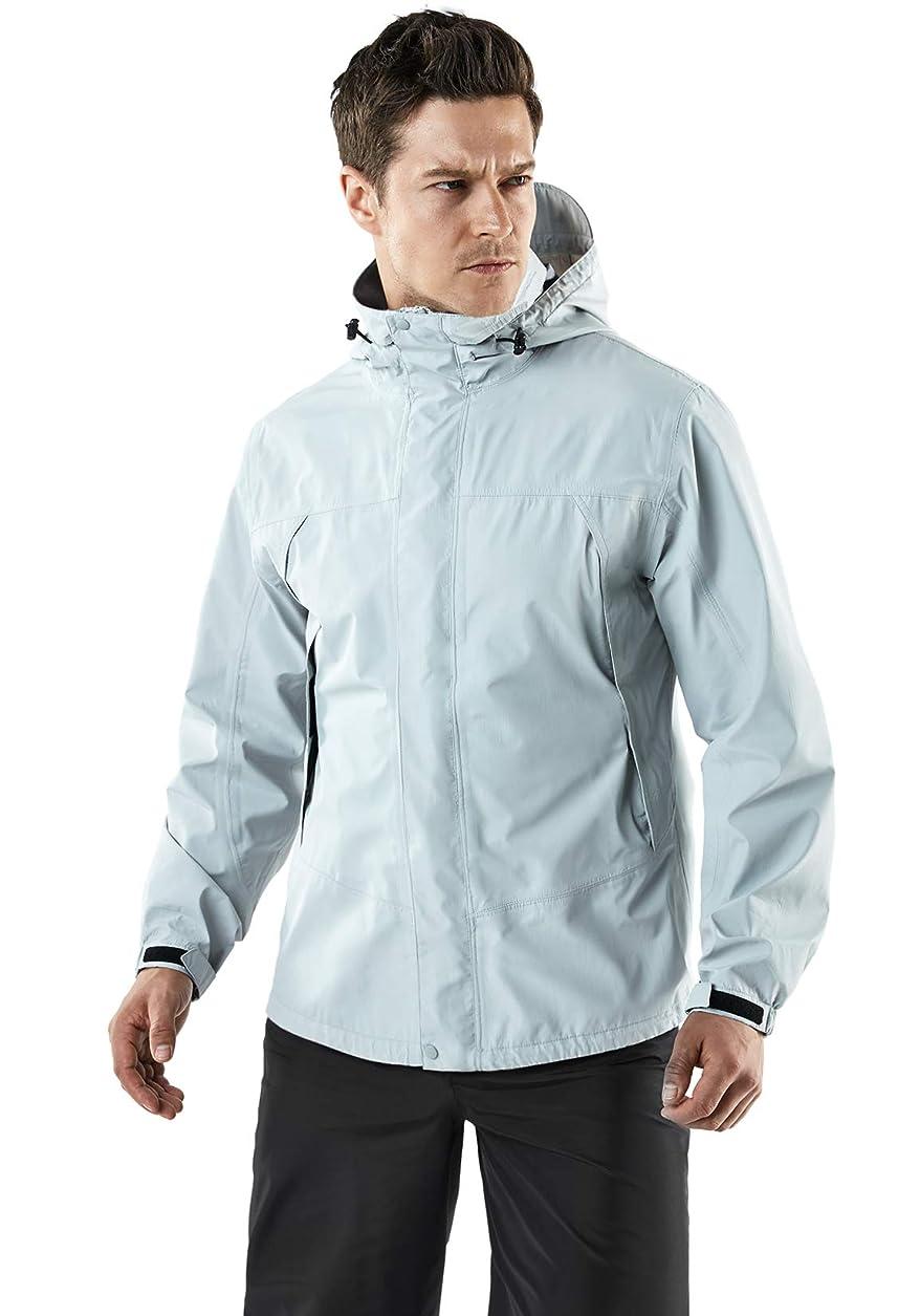 過度にはず(テスラ)TESLA メンズ アウトドア レインスーツ 上下セット/ジャケットのみ/パンツのみ [防水?透湿?撥水] アウトドアスポーツ 自転車 バイク 通学 通勤 対応 MES