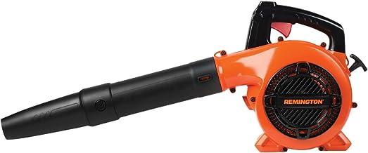 Remington RM125 Brave 25cc 2-Cycle Engine Gas Powered Leaf Blower – Handheld..