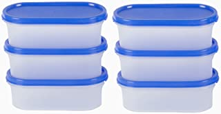 Cutting EDGE Stackable Modular Design Air Tight Kitchen Storage Container Set for Kitchen Organizer, Pulses, Aatta, Rice, ...