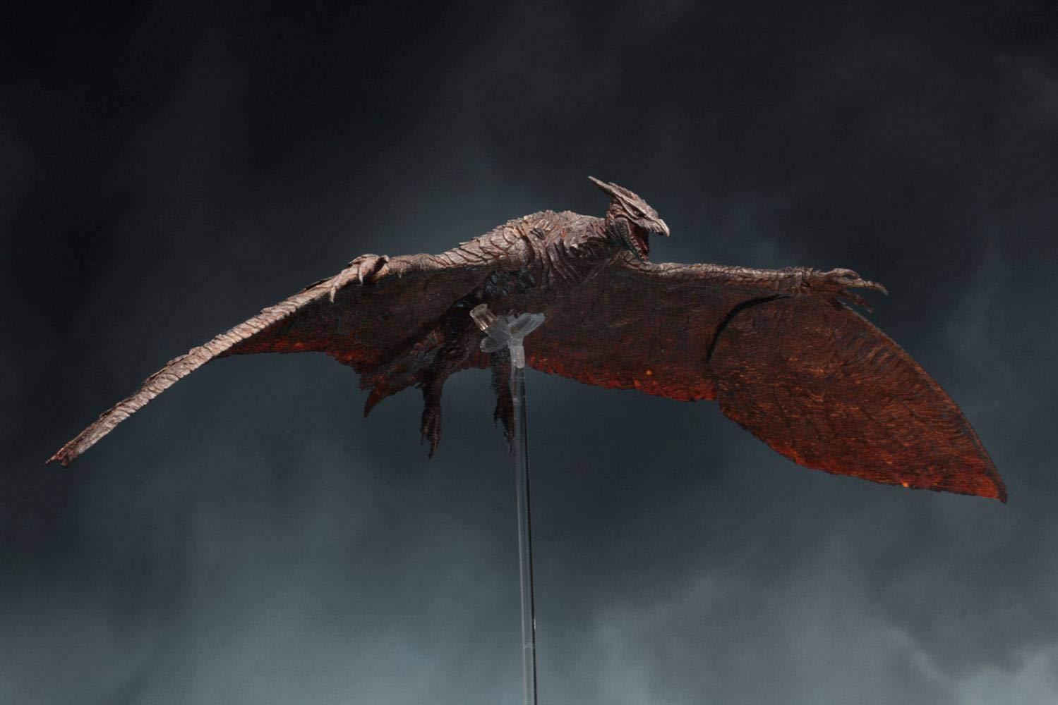 NECA Figura drag/ón Rodan 18 cm Godzilla II Rey de los Monstruos