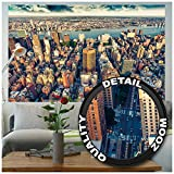 GREAT ART XXL Poster – Manhattan New York in der