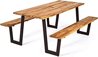 Lyzelre 4ft Nature Elastic Edge Picnic Table Cover,Silhouette of Wild Bear in The Jungle Woodland at Dark Night Illustration,Fits 24 x 48 Inch Picnic Folding Table,for Outdoor Travel//Holiday//Party