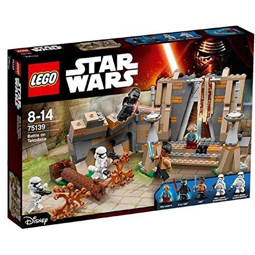 LEGO Star Wars Batalla en Takodana 75139 8+