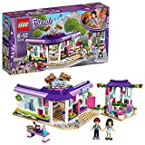 LEGO Friends - Le café des arts d'Emma - 41336 - Jeu de Construction