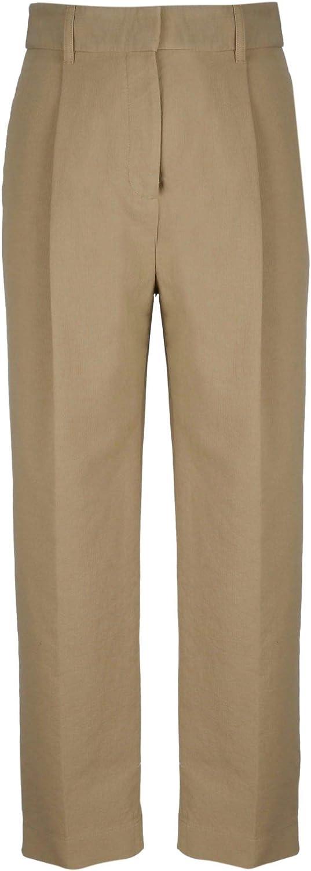 SEE BY CHLOé Women's CHS19SDP151633B6 Beige Cotton Pants