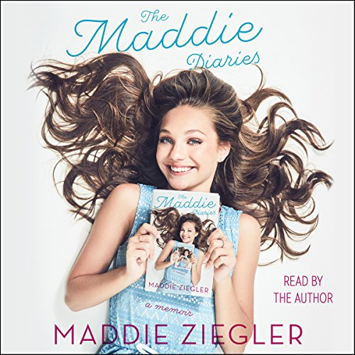 The Maddie Diaries audiobook cover art