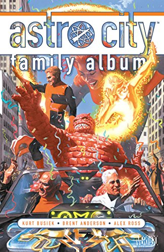 Astro City (1996-2000) Vol. 3: Family Album (English Edition)