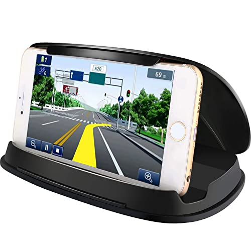 Cell Phone Holder for Car, Car Phone Mounts for iPhone 7 Plus, Dashboard GPS