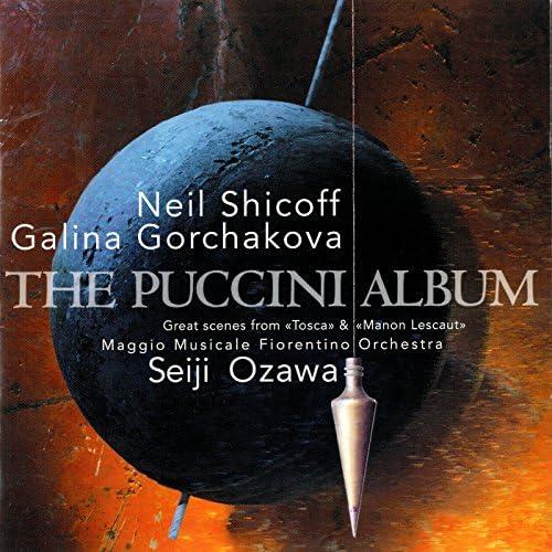 Galina Gorchakova, Neil Shicoff, Orchestra Del Maggio Musicale Fiorentino & Seiji Ozawa