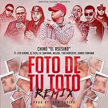 Foto de Tu Toto (Remix) [feat. Melodi, El Sica, Lil Santana, Lito Kirino, Juanki Santana & Tiro Agresivo]