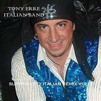 Super Party Italian Remix, Vol. 3