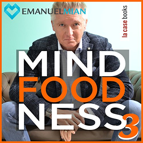 MindFoodNess 3 audiobook cover art