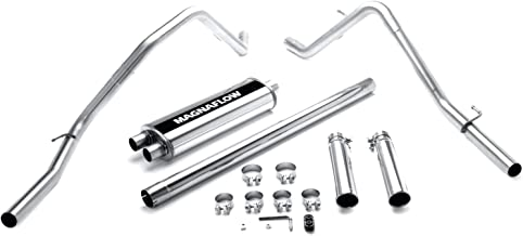 Magnaflow 16700 Stainless Steel Dual Cat-Back Exhaust System