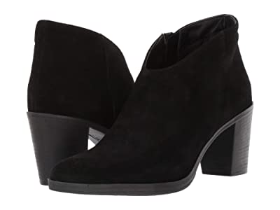 The FLEXX Out West (Black Suede) Women