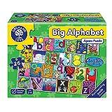Orchard- Puzzle Big Alphabet 26 pzas, Multicolor (XOT-238)