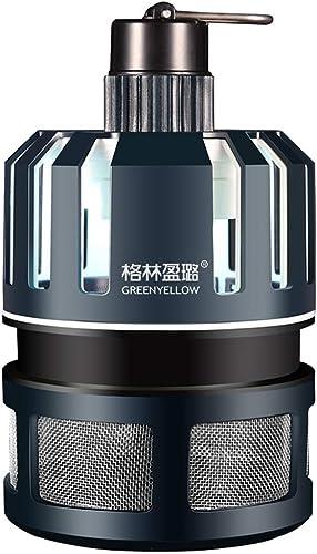 Anti-Moustique 19,5  11,5 cm, Technologie de Capture des moustiques à Onde Lumineuse