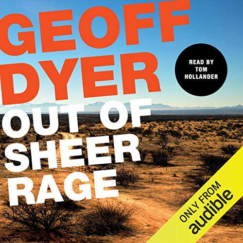 Out of Sheer Rage cover art