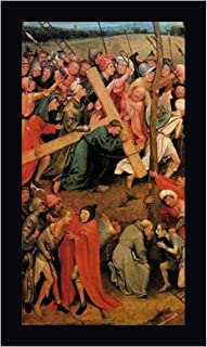 Museumist Carrying The Cross III by Hieronymus Bosch 23