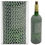 Medieval Chainmail Wine Bottle Bag