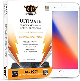 Buff iPhone 8 Plus / 7 Plus Full Body Ekran Koruyucu
